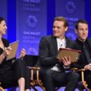 Caitriona Balfe, Sam Heughan, Tobias Menzies - March 12, 2015-Inside the PALEYFEST 'Outlander' Panel