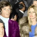 Christian Kalt (Ski instructor) and Brigitte Bardot - 236 x 190