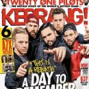A Day to Remember - Kerrang Magazine Cover [United Kingdom] (13 August 2016)