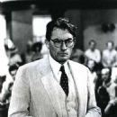 To Kill a Mockingbird - Gregory Peck