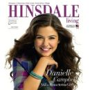 Danielle Campbell - Hinsdale Living Magazine Cover [United States] (August 2012)