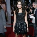 Demi Lovato - Disney Premiere Of Hannah Montana The Movie In Los Angeles 2009-04-02