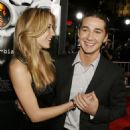 Shia LaBeouf and Sarah Roemer