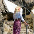 Victoria Silvstedt at Hotel du Cap in Antibes - 454 x 650