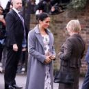 Meghan Markle – 'Visits Brinsworth House in Isleworth