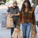 Steven Tyler and Aimee Preston