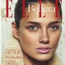 Karmen Pedaru - Elle Magazine Pictorial [Spain] (November 2018) - 454 x 588