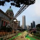 Singapore GP Qualifying 2016