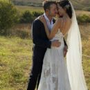 Azra Akin and Atakan Koru - Wedding Day - 454 x 566