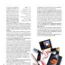 Zoe Kravitz for Glamour Spain Magazine (September 2018) - 454 x 608