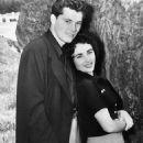 Elizabeth Taylor and Nicholas Conrad Hilton Jr. - 454 x 638