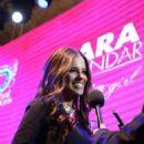 "Lara Scandar Launching her 1st album ""About a Girl"""