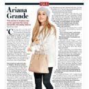 Ariana Grande Rolling Stone Magazine September 2014