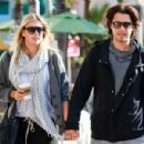 Maris Sharapova and Sasha Vujacic