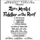 Fiddler on the Roof - 400 x 443