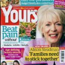 Alison Steadman - Yours Magazine Cover [United Kingdom] (9 October 2018)