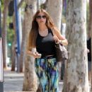 Sofia Vergara out in West Hollywood