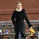 Claire Danes – Out in New York