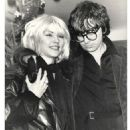 Debbie Harry and Chris Stein - 454 x 567