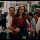 Kevin James and Jayma Mays