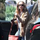 Jennifer Meyer at Cecconi's Restaurant in Beverly Hills - 454 x 872