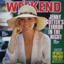 Jenny Agutter - Weekend Magazine Cover [United Kingdom] (26 April 1982)