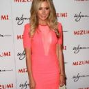 Ashley Tisdale: at the Wynn Las Vegas unveiling of Mizumi