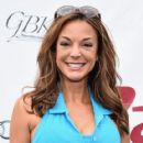 Actress Eva La Rue attended the 8th Annual George Lopez Celebrity Golf Classic presented by Sabra Salsa to benefit The George Lopez Foundation on Monday, May 4th at the Lakeside Golf Club on May 4, 2015 in Toluca Lake, California - 418 x 600