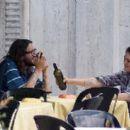 John Frusciante and Nicole Turley - 400 x 267