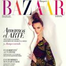 Kasia Struss Harper's Bazaar Spain February 2012