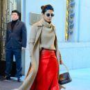 Priyanka Chopra – Leaving her apartment in New York City - 454 x 648