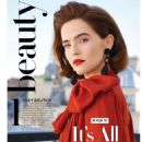 Zoey Deutch – InStyle US Cover Magazine (November 2019)