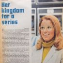 Julie Sommars - Chicago Tribune TV Week Magazine Pictorial [United States] (29 April 1973) - 454 x 578