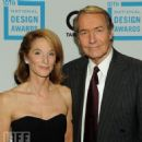 Charlie Rose and Amanda Burden - 454 x 467