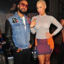 Amber Rose Partying at Club Roxy in Orlando, Florida - February 25, 2012 - 454 x 678