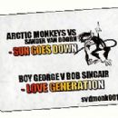 Arctic Monkeys - Sun Goes Down / Love Generation