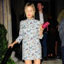 Laura Whitmore Out and About In London