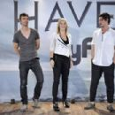 Emily Rose, Eric Balfour and Lucas Bryant Present 'Heaven' in Madrid