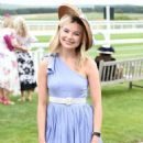 Georgia Toffolo – Celebrity Horserace at Glorious Goodwood in Chichester - 454 x 681
