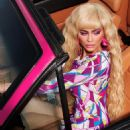 Kylie Jenner – Dressed up as Barbie for Halloween