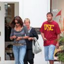 Halle Berry - Out To Watch The Dark Knight, 2008-07-19