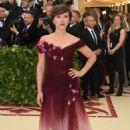 Scarlett Johansson – 2018 MET Costume Institute Gala in NYC - 454 x 681