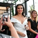 Adriana Lima – Conversation and Premiere of American Beauty Star in NYC - 454 x 303