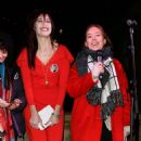 Daisy Lowe – #FreePeriods Protest in London - 454 x 467
