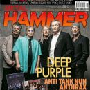 Don Airey, Ian Paice, Roger Glover, Steve Morse - Metal&Hammer Magazine Cover [Poland] (May 2013)