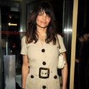 "Helena Christensen - ""Iron Man"" Screening At The Tribeca Film Festival In New York City 2008-04-28"