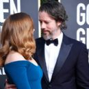 Amy Adams and Darren Le Gallo:  76th Annual Golden Globe Awards
