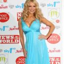 Melinda Messenger - The Children's Champions 2009 Awards - The Grosvenor House In London 2009-03-04