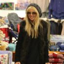 Rachel Zoe: shopping with her son in Los Angeles