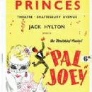 Pal Joey* Vivienne Segal Harold Lang, Other Photos From Diffrent Productions Of This Show
